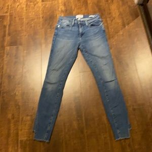 FREE with purchase - Frame jeans size 24